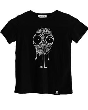 Tričko s krátkým rukávem Fluffy